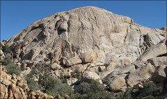 Rock Climbing Photo: Lenticular Dome. Photo by Blitzo.