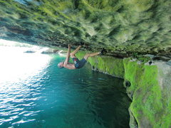 Rock Climbing Photo: Paynes ford, New Zealand