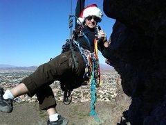 Rock Climbing Photo: Christmas