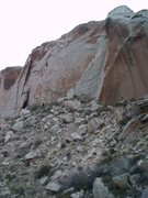Rock Climbing Photo: To the left, I'm calling your bluff as viewed from...