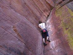 Rock Climbing Photo: shelly
