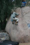 Rock Climbing Photo: Albert Rameriz.