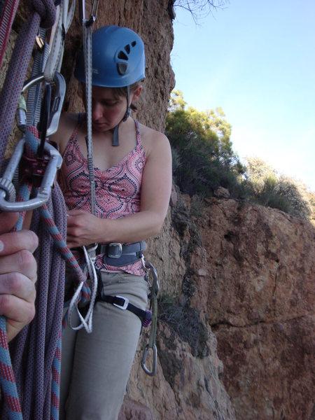 Me at Echo Cliffs, CA