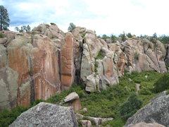 Rock Climbing Photo: Beautiful corner, beautiful canyon.