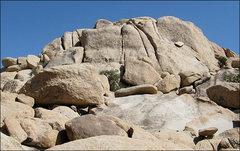 Rock Climbing Photo: The Cuddlebone Dome. Photo by Blitzo.