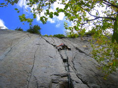 Rock Climbing Photo: It doesn't get much better than this.