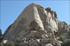 Rock Climbing Photo: The Cornerstone. Photo by Blitzo.