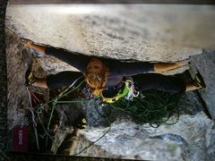 Rock Climbing Photo: From the Mag