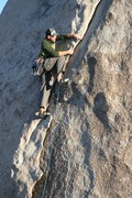 Rock Climbing Photo: Eric on Diamond Dogs.