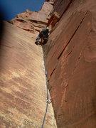 Rock Climbing Photo: Good fun