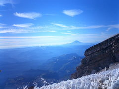 Rock Climbing Photo: earthward