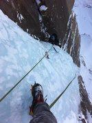 Rock Climbing Photo: Following the last pitch