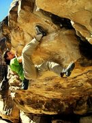 Rock Climbing Photo: In Gill Country...