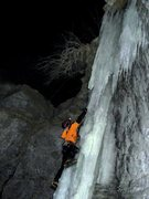 Rock Climbing Photo: 3 am - Icecapades