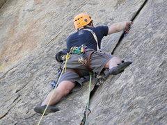 Rock Climbing Photo: The City