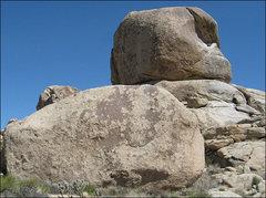 Rock Climbing Photo: Hone Dome. Photo by Blitzo.