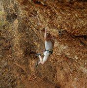 Rock Climbing Photo: Echo Cave