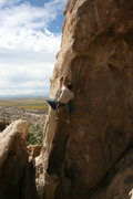 Rock Climbing Photo: Nathan Fitzhugh 4-2-11