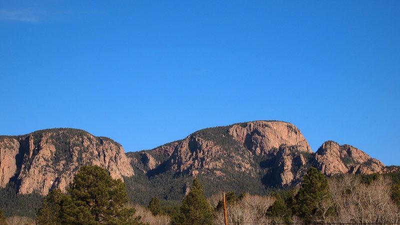 Hermits Peak (Right)