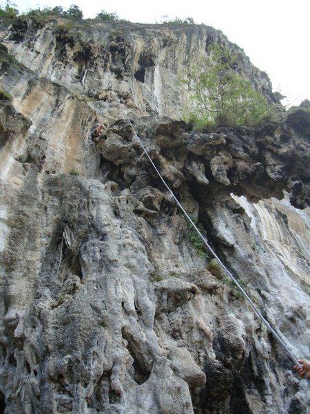 2009 Trip to Thailand, Ko Phi Phi & Railay 1st Ever Climb