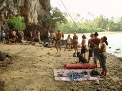 2009 Trip to Thailand, Ko Phi Phi & Railay