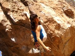 Rock Climbing Photo: 01APR11 Bouldering @ Garden of The Gods (Snake Pit...