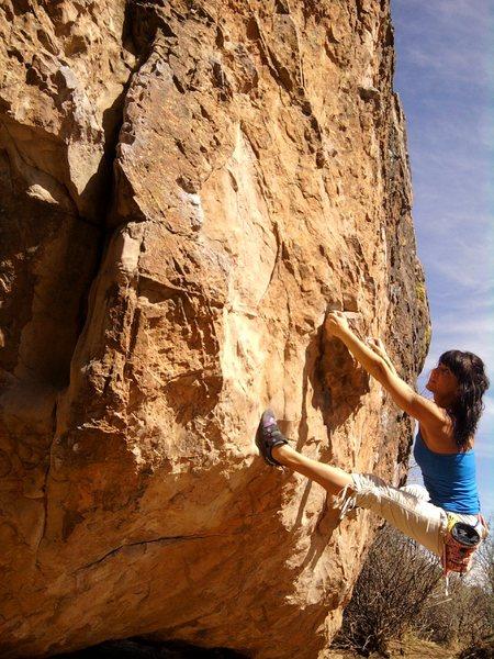 01APR11 Bouldering @ Garden of The Gods (Snake Pit)