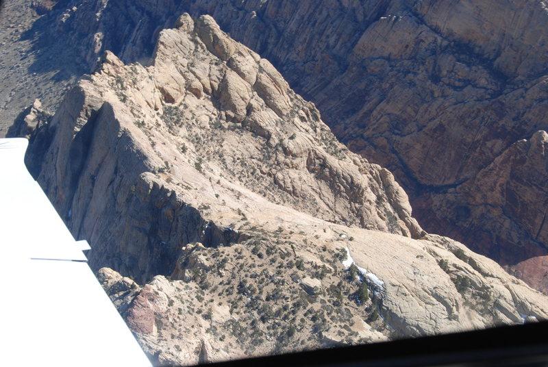 summit of Mt Wilson