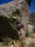 Rock Climbing Photo: Unknown Arete