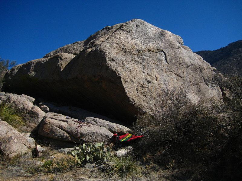 Rock Climbing Photo: Southwest Arete