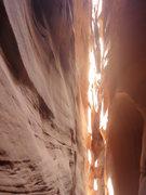 Rock Climbing Photo: Blue John Cyn