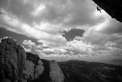 Rock Climbing Photo: Orifice Politics, Mount Lemmon, Arizona.   Photo b...