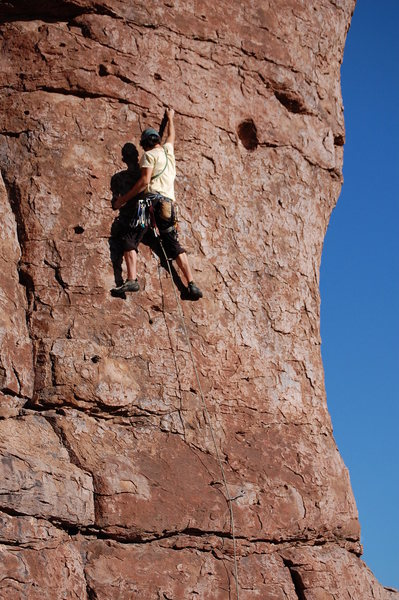 Rock Climbing Photo: French Direction