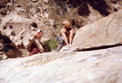Rock Climbing Photo: Blackman's Burden