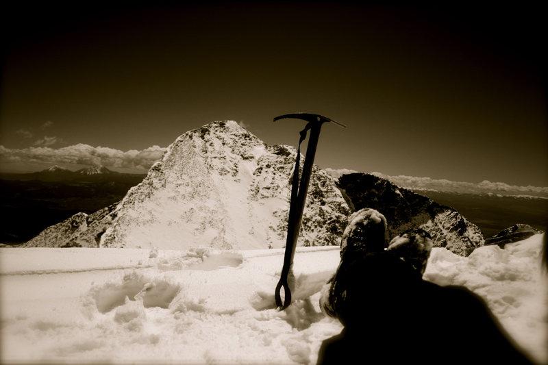 Summit Ellingwood Point 14,042 ft