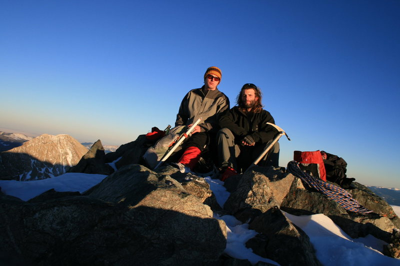 Summit Blanca Peak 14,345 ft