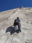 Rock Climbing Photo: enjoying some slab