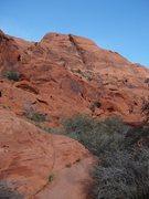 Rock Climbing Photo: Great Red Book, short but sweet!