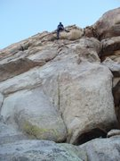 Rock Climbing Photo: giant chicken heads on Fote Hog