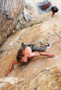 Rock Climbing Photo: Paul Peterson.