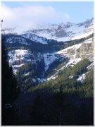 Rock Climbing Photo: Photo from cascadeclimbers.com  Twin Right circled...