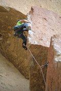 Rock Climbing Photo: Double Trouble 10b