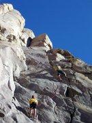 Rock Climbing Photo: 10a in Bishop