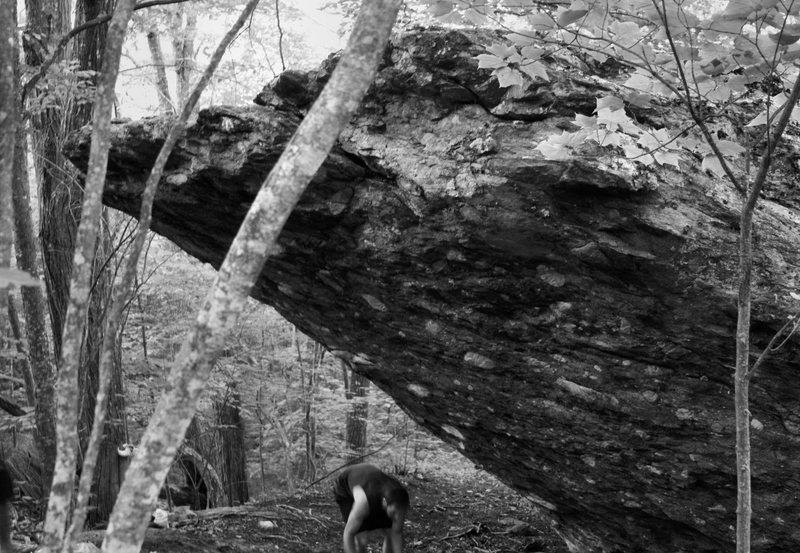 Rock Climbing Photo: AVP