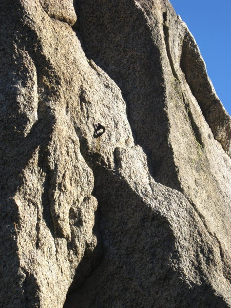 The first bolt on Helios  5.11c R