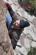 Rock Climbing Photo: Eldorado Canyon, Kevin Murphy