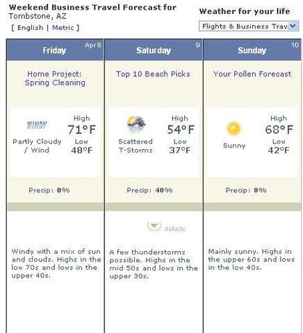 Weather.com version