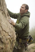 Rock Climbing Photo: Gets tricky for just a second and then totally cru...