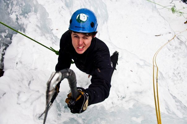 Rock Climbing Photo: Catskills Ice fest