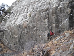 Rock Climbing Photo: Traverse of the Decade